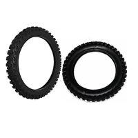 70/100 - 17 + 90/100 - 14 Front Rear Tire Tube Bigfoot Pit Pro Trail Dirt Bike