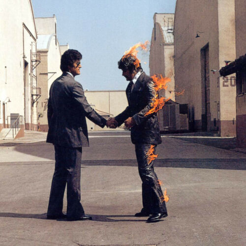 Wish You Were Here Giclee Canvas Album Picture Art Pink Floyd