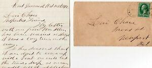 1872-Quaker-Letter-to-Levi-Chase-Newport-RI-Daniel-Kenyon-East-Greenwich-RI
