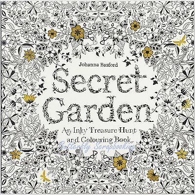 - SECRET GARDEN Coloring Book For Markers & Watercolors & Pencils 96 Pages  New 9781780671062 EBay