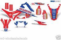 Decal Graphic Kit Honda Crf 250l 250 M Dirt Bike Stickers Crf250 L/m 13-16 Lo