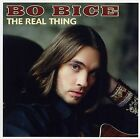 The Real Thing by Bo Bice (CD, Dec-2005, RCA)