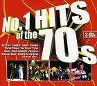 No. 1 Hits of the 70s [Ar-Express] by Various Artists (CD, Mar-2003, 3 Discs, Sony BMG)