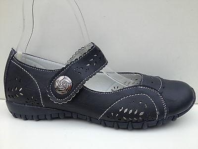 Compiacente Chaussures Babies Mocassins Ballerine Plates Neuf Noir Simili Cuir 8808-33 Vendite Economiche 50%