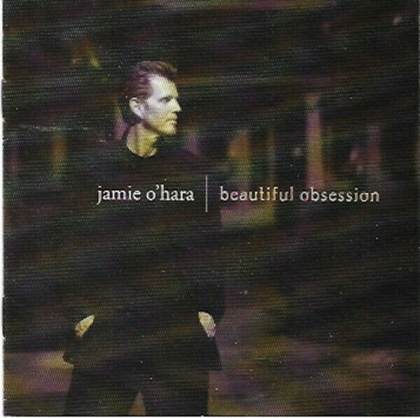 CD Jamie OHara Beautiful Obsession Valley Entertainment