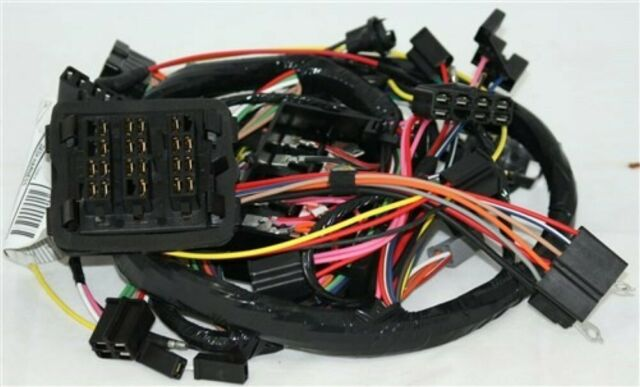 NEW 1969 Dodge Dart Dash Wiring Harness | eBay