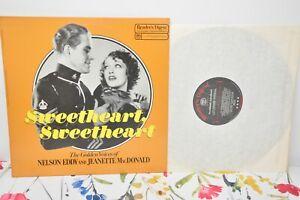 SWEETHEART SWEETHEART NELSON EDDY JEANETTE MACDONALD VINYL LP READERS DIGEST NEW