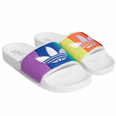 Adidas Originals Adilette Orgoglio Ciabatte Da Spiaggia Badeslider Piscina