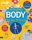 Gold Stars Factivity Amazing Body Sticker Activity by Parragon (Mixed media product, 2015)