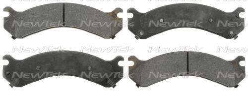 PCD909 REAR Premium Ceramic Brake Pads Fits 2001-2006 GMC Sierra 3500