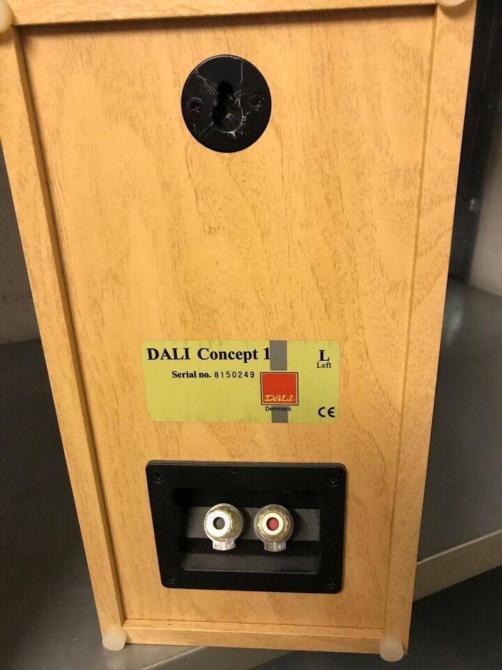 Højttaler, Dali, Dali concept 1
