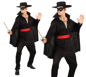 Moschettiere Bandito   Cappello Adulti Costume Legend Of Zorro ... d5e431b057b6