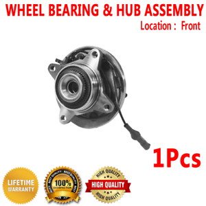 FRONT Wheel Hub and Bearing Assembly for LINCOLN NAVIGATOR 03-06 4WD4WD AWD