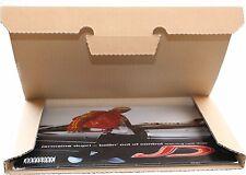 NEU 75 St. Premium LP Versandkartons für 1-3 Vinyl LP/Maxi 12 Zoll extra stark