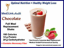 CHOCOLATE POWDER SHAKES Weight Loss | 6 Boxes | SIMILAR TO Optifast® 800