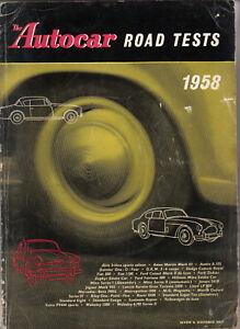 Autocar-Road-Test-Annual-Spring-1958-Alvis-DKW-Ford-Hillman-Standard-Wolseley