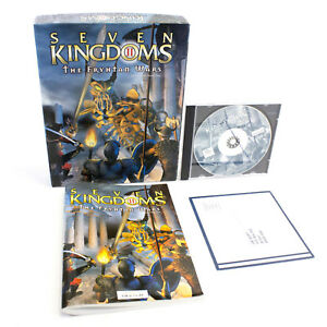 Seven-Kingdoms-II-The-Fryhtan-Wars-PC-CD-ROM-Big-Box-CIB-Retro-VTG