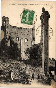 CPA CHAUVIGNY - Chateau Baronnial ou des Eveques (365882)