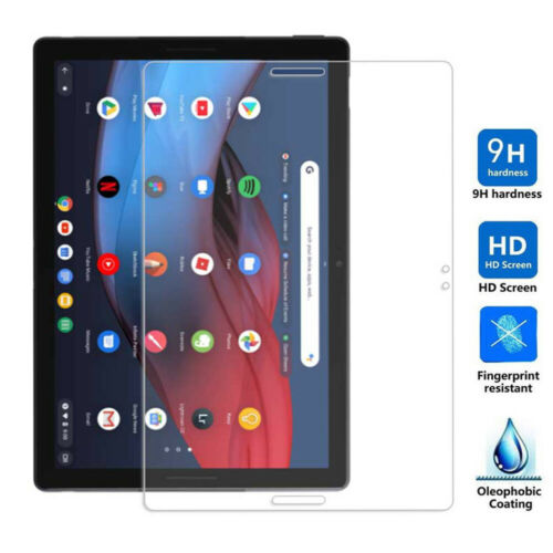 """9H Premium Tempered Glass Screen Protector Guard For 12.3/"""" Google Pixel Slate"""