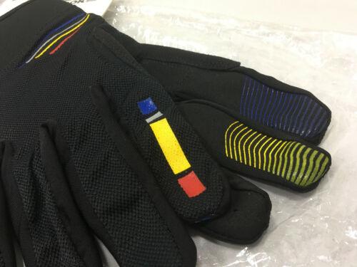 LOOK XC Light Team Replica Full Finger Gloves S-XL Black