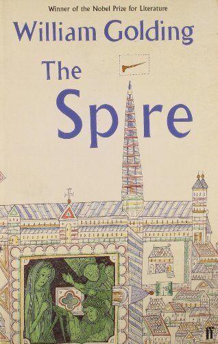 The Spire,William Golding- 9780571225460
