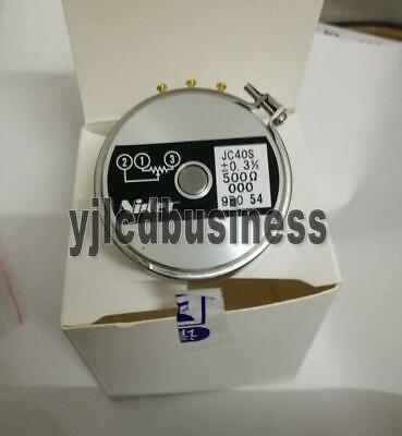500Ω  90 days warranty NEW COPAL Potentiometer JC40S