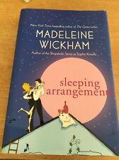 Sleeping Arrangements by Madeleine Wickham (2008, Hardcover Book) FREE SHIPPING