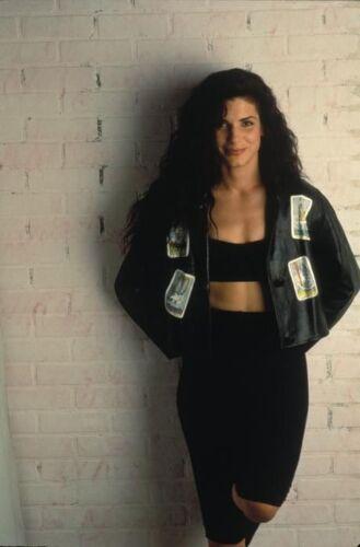 GLOSSY PHOTO PICTURE 8x10 Sandra Bullock Jacket