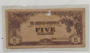 Malaya-Japanese-Occupation-5-Dollar