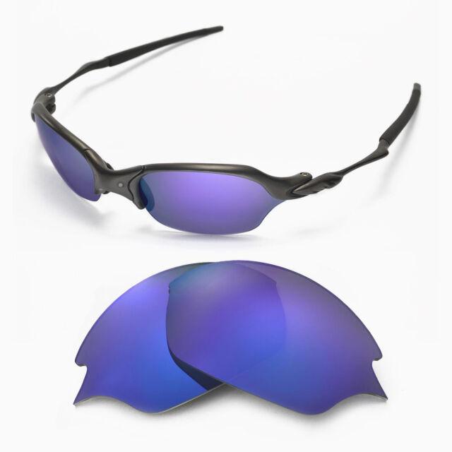 Polarized Sunglasses Purple 2 Lenses For Walleva Oakley 0 Romeo Replacement CBQxtsrhd