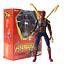 Infinity-Krieg-Spiderman-Action-Figur-THE-AVENGERS-Peter-Parker-Modell-Toy-Marvel Indexbild 1