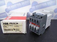 Abb Nl22e 1sbh143001r8722 125v Dc Contactor Relay 2no 2nc New In Box