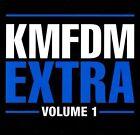 Extra, Vol. 1 by KMFDM (CD, Jun-2008, 2 Discs, Planetworks)