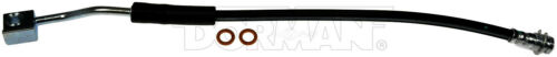 Brake Hydraulic Hose Front Right Dorman H380298