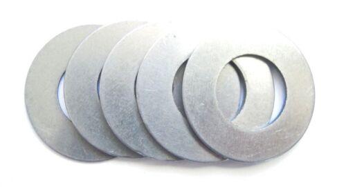 Ausgleichscheibe DIN 988 Passscheibe 22x34x0,5 mm Distanzscheiben Stahl 5 Stück