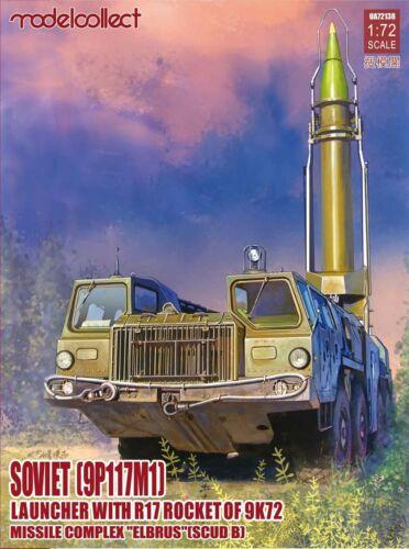 9P117M1 Launcher R17 Neu Modelcollect UA72138-1:72 Soviet