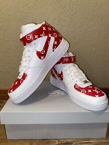 Nike Air Force 1 High Size 10 Custom   eBay