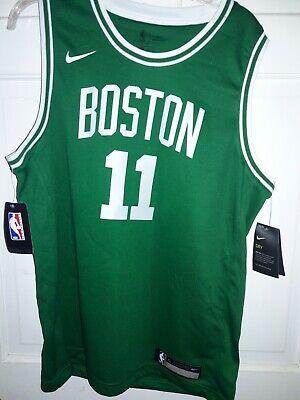 quality design 4e3e4 17d91 Kyrie Irving Boston Celtics Nike basketball Jersey NBA uniform shirt -  Youth M   eBay