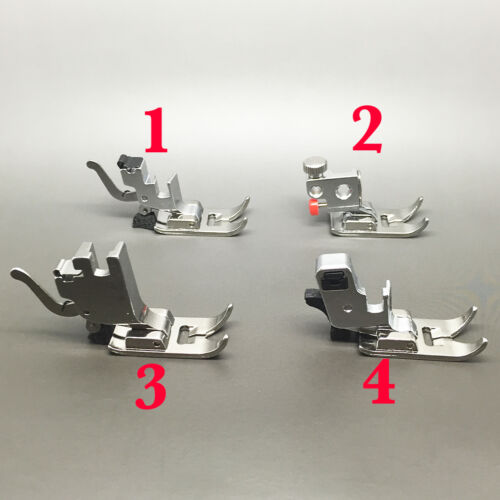 Presser Foot 8 piece Kit will fit Janome Toyota Brother Singer Sewing Machines