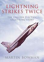 LIGHTNING STRIKES TWICE: The English Electric Lightning Story, Textbook Buyback,