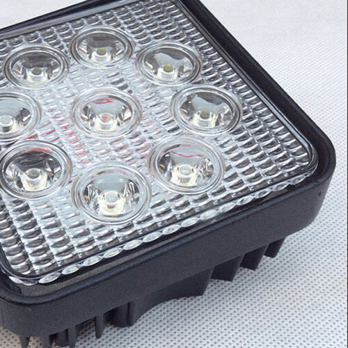 10X 27W Flood LED Off road Work Light Bar Offroad SUV 4WD car boat Truck Driving