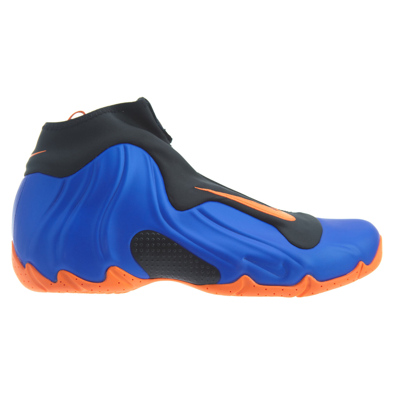 586724c6f52f0 Nike Air Flightposite Knicks Mens AO9378-401 bluee Basketball shoes Size  Size Size 10 0966c2