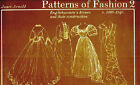 Patterns of Fashion: 1860-1940: v. 2 by Janet Arnold (Paperback, 1982)
