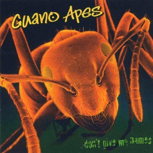1 von 1 - CD*GUANO APES**DON'T GIVE ME NAMES***NAGELNEU & OVP!!!