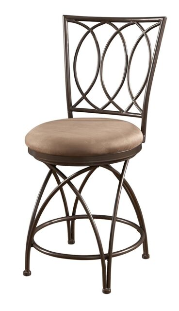 Incredible Powell Big And Tall Metal Crossed Legs Counter Stool Gmtry Best Dining Table And Chair Ideas Images Gmtryco