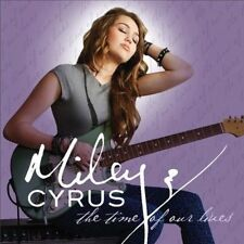 The Time of Our Lives [EP] by Miley Cyrus (CD, Aug-2009, Hollywood)