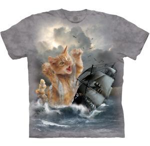 Krakitten-T-Shirt-by-The-Mountain-Kracken-Kitten-Brand-New