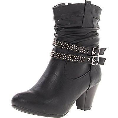 Patrizia by Spring Step Women/'s Bono Black shoes size US 5.5-10 EUR 36-41