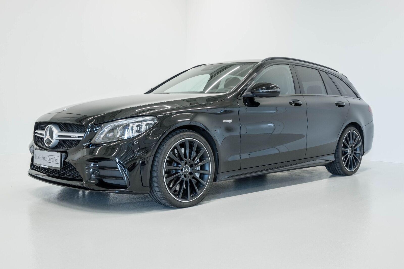Mercedes C43 3,0 AMG stc. aut. 4-M 5d - 879.900 kr.