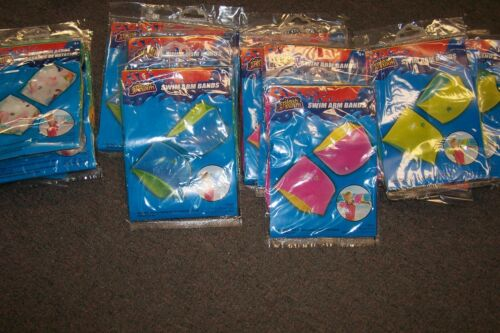 Spash /'n Swim Inflatable Swim Arm Bands Floaties For Kids Ages 4 NEW You Choose